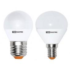 Светодиодная лампа FG45-5 Вт-220 В-3000 К–E14 TDM ELECTRIC
