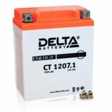 Аккумулятор Delta CT 1207.1