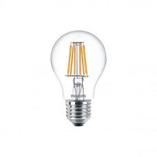 Светодиодная лампа LEDClassic 6-70W G93 E27 WW CL ND APR Philips