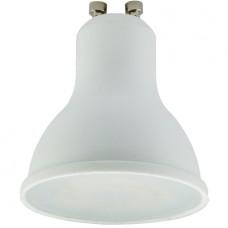 Светодиодная лампа Ecola Reflector GU10 LED 8,0W 220V 2800K матовое стекло (композит) 57x50