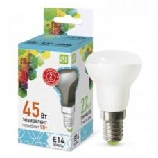 Светодиодная лампа LED-R39-standard 5Вт 230В Е14 4000К 450Лм ASD ASD