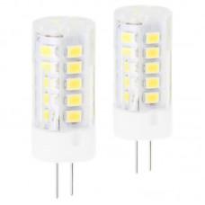 Светодиодная лампа PLED-G4 3w 4000K 240Lm 175-240V (пластик d15*47мм) JazzWay