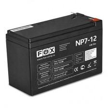 Аккумулятор FOX NP7-12