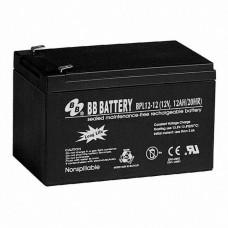Аккумулятор BB Battery BPL12-12