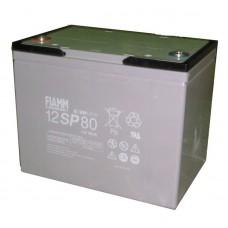 Аккумулятор FIAMM 12 SP 80 *