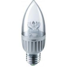Светодиодная лампа NLL-C37-7-230-2.7K-E27-CL Navigator