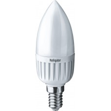 Светодиодная лампа NLL-P-C37-5-230-6.5K-E14-FR Navigator