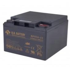 Аккумулятор BB Battery BPS26-12