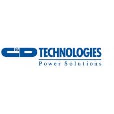Аккумулятор C&D Technologies UPS12-100MR