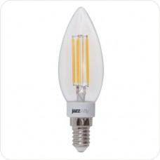 Светодиодная лампа PLED C37 OMNI 5w 2700K 450 Lm E14230/50 Jazzway
