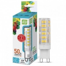 Светодиодная лампа LED-JCD-standard 5Вт 230В G9 4000К 450Лм ASD