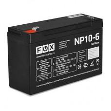Аккумулятор FOX NP10-6