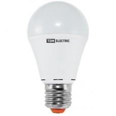 Светодиодная лампа А60 - 15 Вт-220 В -3000 К–E27 TDM ELECTRIC