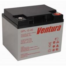 Аккумулятор Ventura GPL 12-40