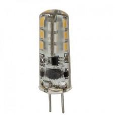 Светодиодная лампа LED-JC-standard 3Вт 12В G4 3000К 270Лм ASD