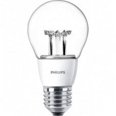 Светодиодная лампа MAS LEDbulb DT 6-40W E27 A60 CL Philips