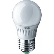 Светодиодная лампа NLL-P-G45-5-230-6.5K-E27 Navigator