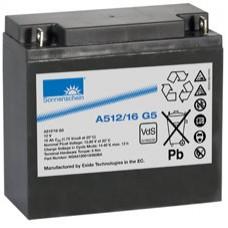 Аккумулятор Sonnenschein a512/16.0 G5