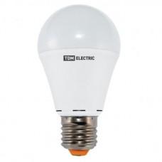 Светодиодная лампа А60 - 10 Вт-220 В -4000 К–E27 TDM ELECTRIC