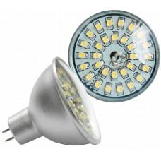 Светодиодная лампа HLB05-24-W-02 (GU10) Новый Свет