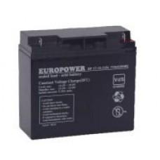 Аккумулятор Europower EP 17-12