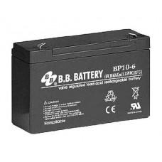 Аккумулятор BB Battery BP10-6
