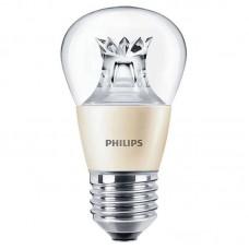 Светодиодная лампа MAS LEDlustre DT 4-25W E27 P48 CL Philips