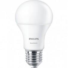 Светодиодная лампа Scene Switch A60 3S 9-70W E27 3000K Philips