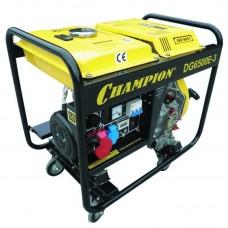 Champion DG 6500E-3