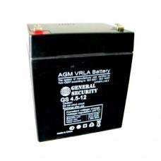 Аккумулятор General Security GS 45-12