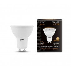 Светодиодная лампа LED MR16 GU10 7W 2700K 1/10/100 Gauss