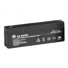 Аккумулятор BB Battery BP2.3-12