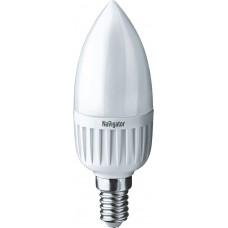 Светодиодная лампа NLL-G45-7-230-6.5K-E14 Navigator