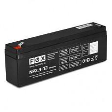 Аккумулятор FOX NP2.3-12