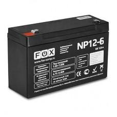 Аккумулятор FOX NP12-6