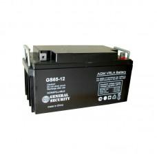 Аккумулятор General Security GS 65-12