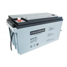 Аккумулятор Challenger A12-70