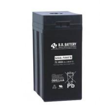 Аккумулятор BB Battery MSB500-2FR
