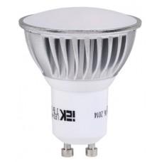 Светодиодная лампа MR16 софит (стекло) 3 Вт 180 Лм 230 В 3000 К GU5.3 IEK-eco IEK