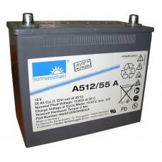 Аккумулятор Sonnenschein a512/55.0 A