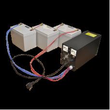 Как подобрать аккумуляторные батареи для ИБП