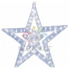 Акриловая фигура NEON-NIGHT Звезда 62 см 513-343
