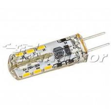 Светодиодная лампа AR-G4-24N1035DS-1.2W-12V White