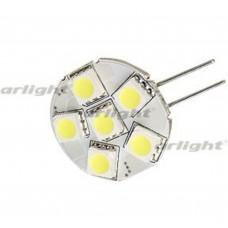 Светодиодная лампа открытая Arlight AR-G4-6B23-12V White