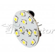 Светодиодная лампа AR-G4BP-10E30-12V White Arlight