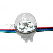 ARL-D30-3LED-2811 RGB 12V Прозрачный герметичный флэш-модуль Arlight
