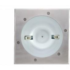 Светодиодный светильник встраиваемый грунтовый Northcliffe Atlas S LED1x400 B677 T840 SQUARE