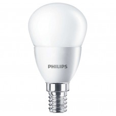 Светодиодная лампа CorePro lustre ND 5.5-40W E14 840 P45 FR Philips