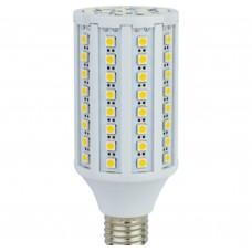 Светодиодная лампа Ecola Corn LED 17,0W 220V E27 4000K 96LED 145x60