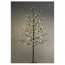 Дерево комнантное NEON-NIGHT Сакура, кор.ствол и ветки, выс.1.5 метра, 120 свет-в теплого белого цв., трансф-р IP44 531-267